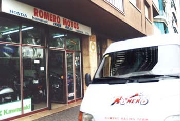 exterior view -Romeromotos-