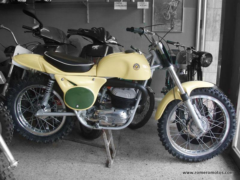 Bultaco Metisse Frame Numbers | Frameswalls org